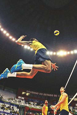 Yours In Demigodishness And All That Peace Out Volleyball Poses Volleyball Images Action Poses
