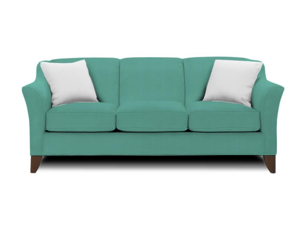 Shop For Craftmaster Three Cushion Sofa, And Other Living Room Sofas At Habegger  Furniture Inc In Berne, IN. Distance Between Arms: 67 In.