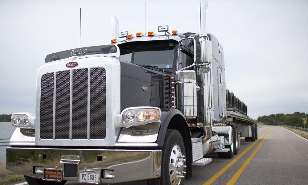 TMC Transportation Peterbilts Pinterest Transportation - tmc trucking pay
