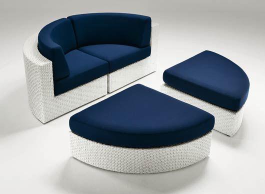 modular Contemporary outdoor Furniture by Dolcefarniente ...