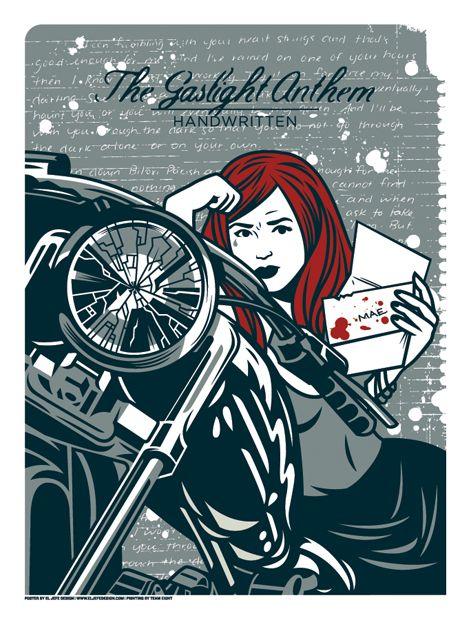 The Gaslight Anthem - letras.biz