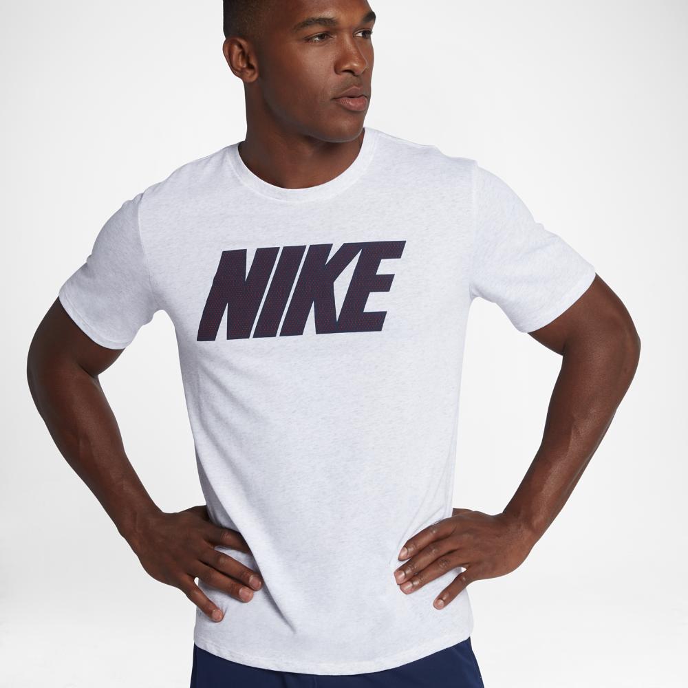 nike training t shirt sale