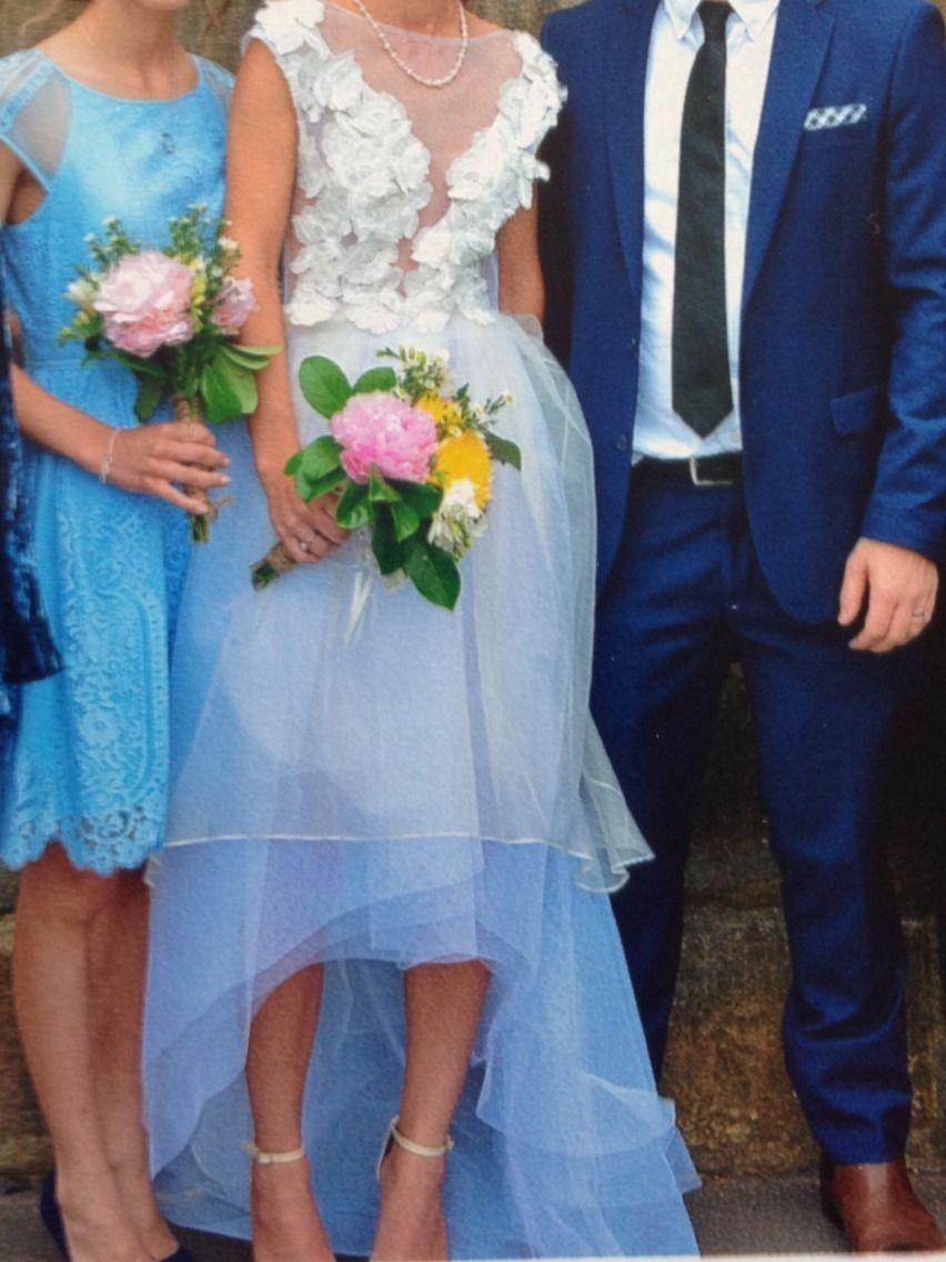 Carla Zampatti White Orchid Lace Prima Ballerina Wedding Dress ...
