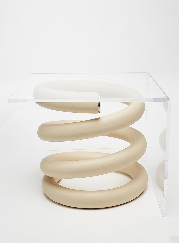 Inside Out Table Lamp by Asia Samimi & Nima Fardi for Daevas