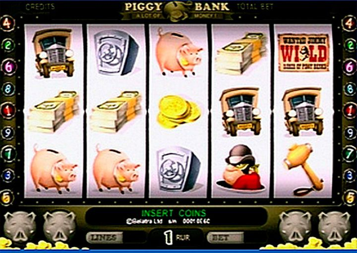 Игровые автоматы first class