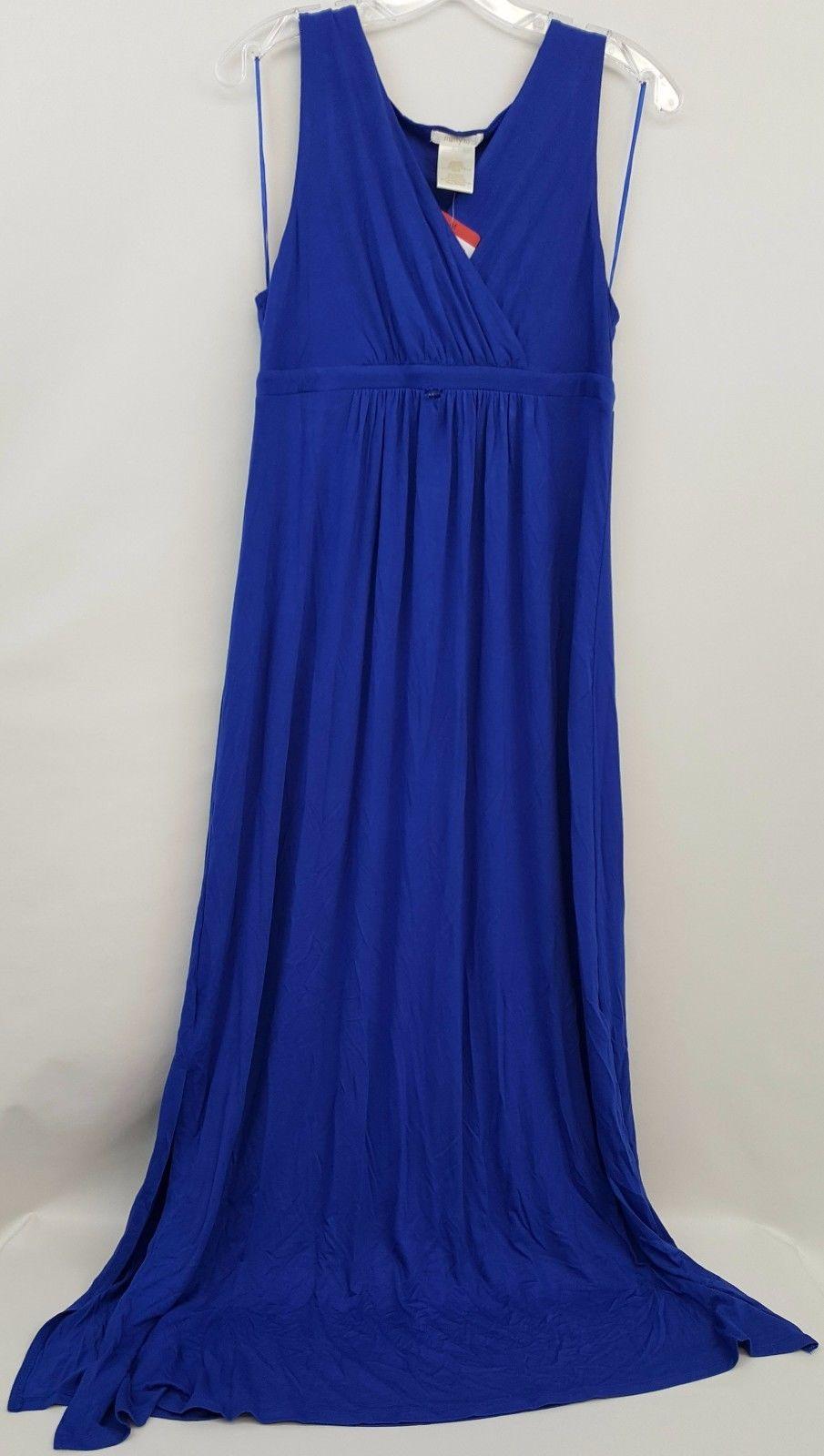 NWT Women's Matty M Long Maxi Dress Cobalt Size M https://t.co/s6453nR7PN https://t.co/s6453nR7PN