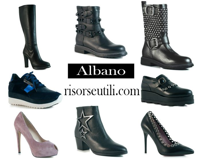 FOOTWEAR - Shoe boots Albano 2WxcxW