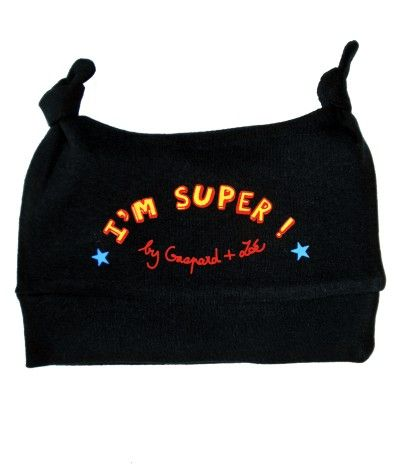 Bébé serait il modeste     I  SUPER !!! bonnet original pour bébé au top -  des bonnets de naissance rigolos  gaspardetzoe  bonnetbebe 25aff6d2916