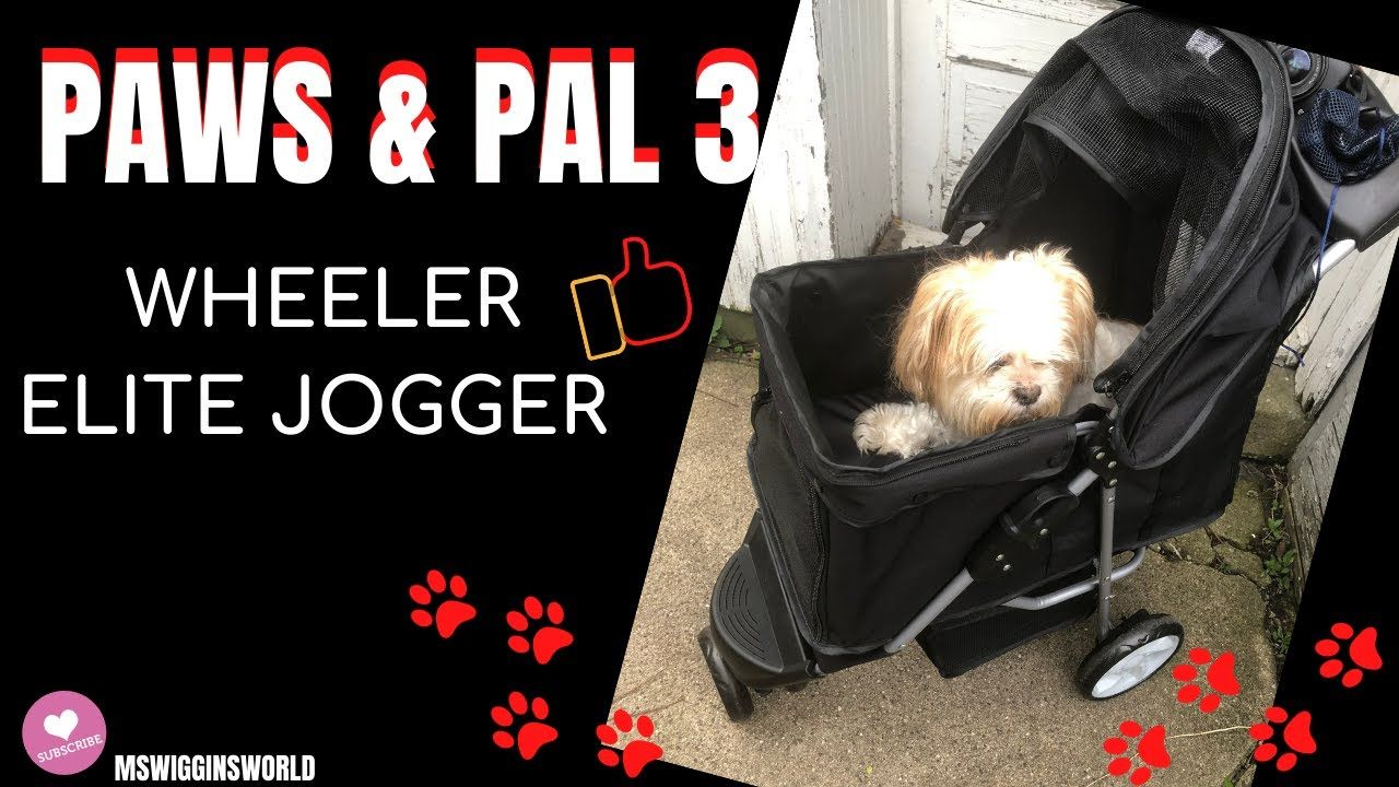 paws and pals stroller parts