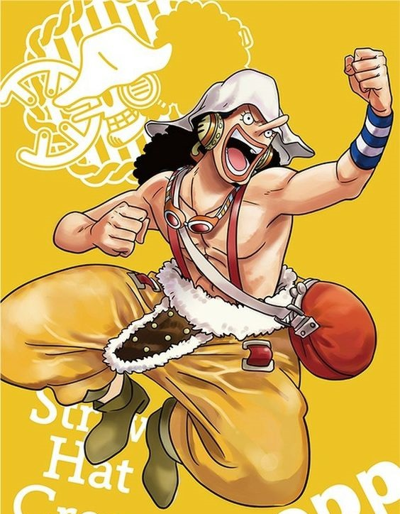Gambar Usopp One Piece Di 2020 One Piece Gambar Gambar Anime