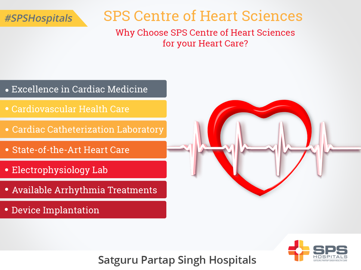 Why Choose SPS Centre of Heart Sciences for your Heart