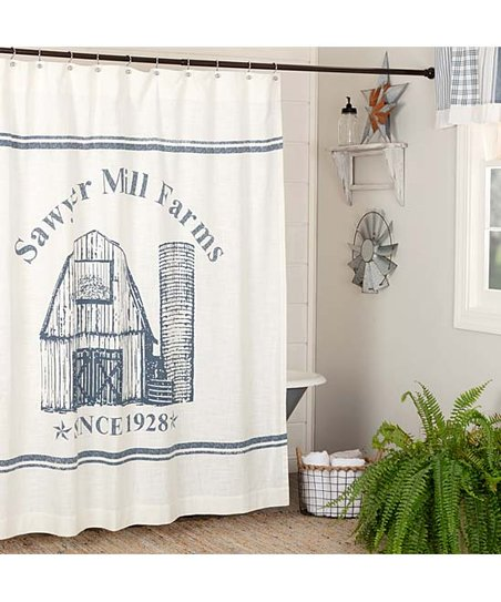 Lend Farmhouse Inspired Charm To Your Bathroom When You Hang This