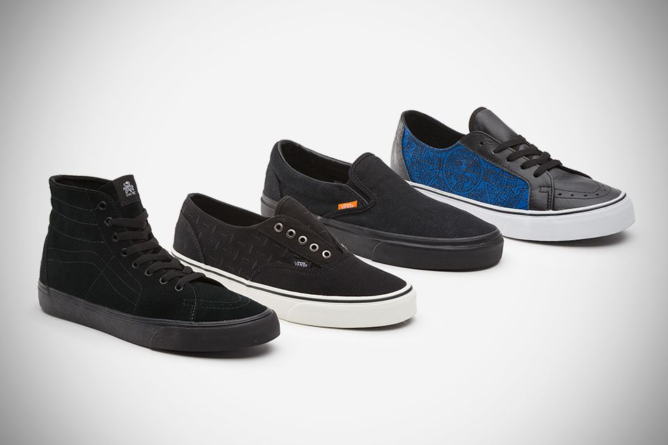 Vans x Metallica Signature Shoes | Vans, Metallica, Shoes