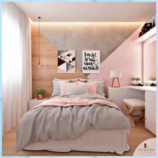 Dormitorios Decorados Colores Pasteles Decoracion De Habitaciones Colores Decor Dormitorios Decoracion De Habitacion Juvenil Ideas De Muebles De Dormitorio