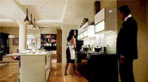 Harvey Specter S Apartment Apartment Interior Designs