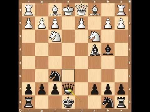 Icelandic Gambit Youtube Chess Game How To Play Chess Chess