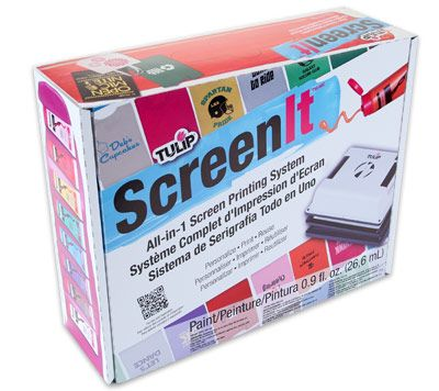 Tulip Screenit Personal Screen Machine Available At Select