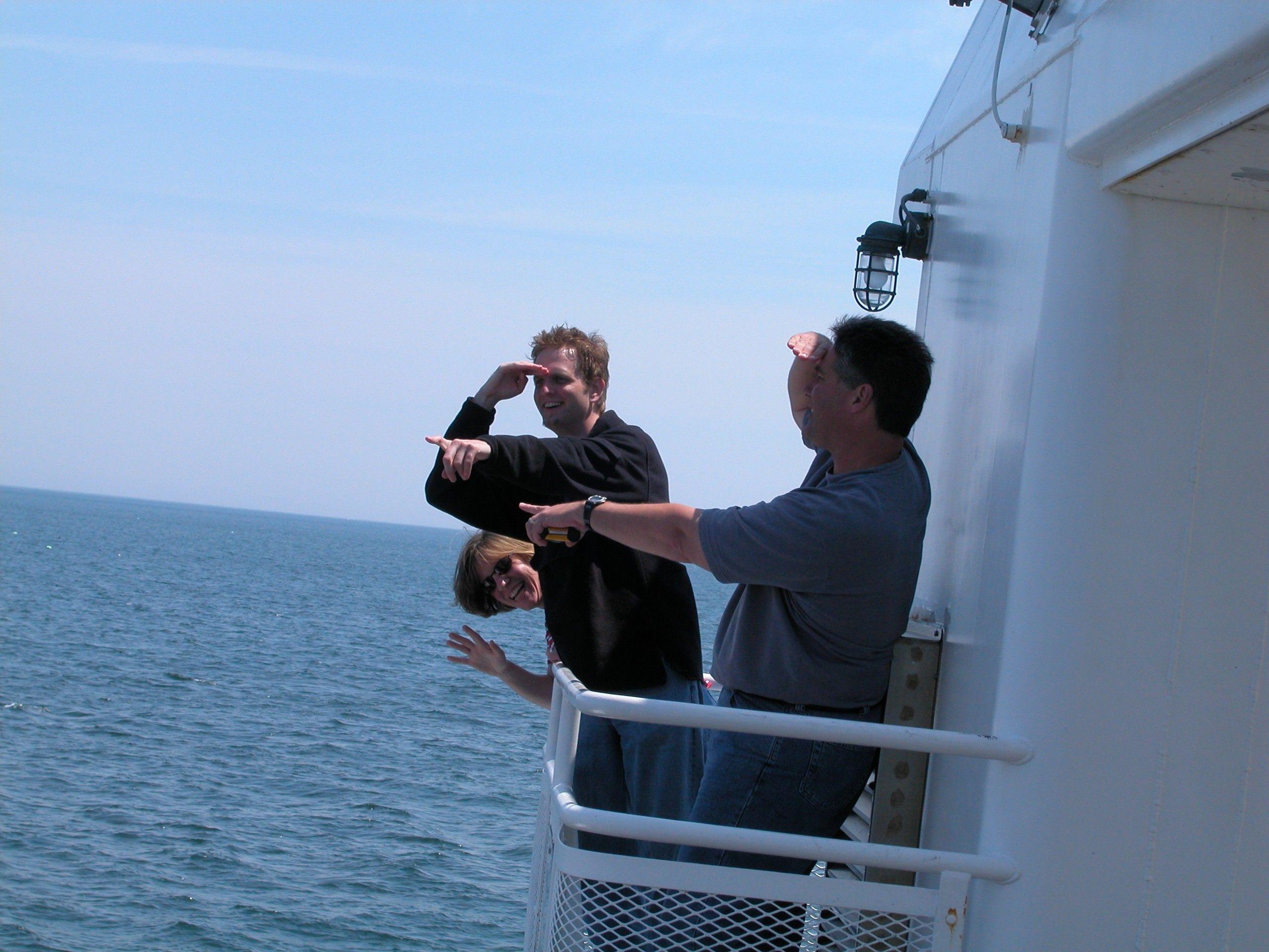 Ferry to Swans Island