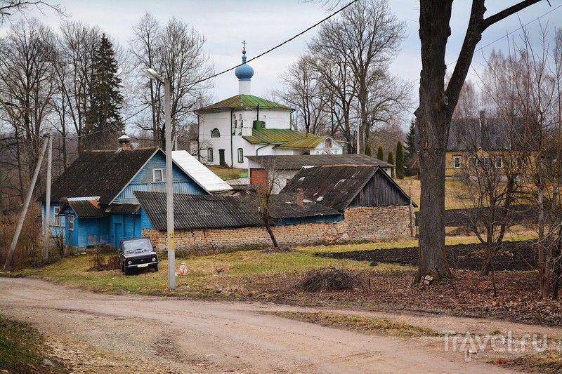 Изборск... Псковская область, Россия