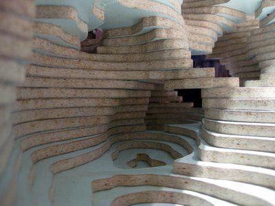 Organic Architecture Google Search Organicarchitecture Architektur Skulpturen Treppe