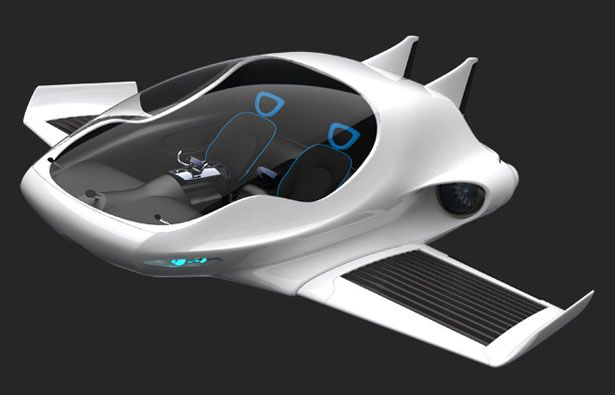 Air Elf Aircraft Is Not The First Concept Of The Future Personal Air