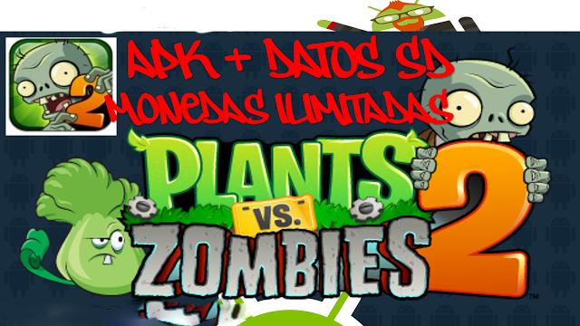 Plantas vs Zombies 2 (Español Android) Zombies vs, Plantas