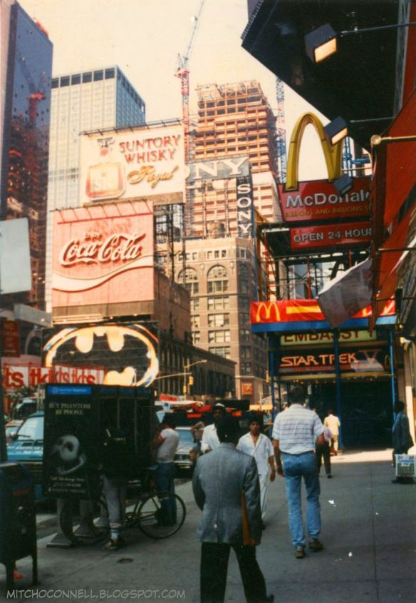 25 Vintage 1980s Snapshots Of Times Square That Will Never Be Seen In Real Life Again | Thought Catalog