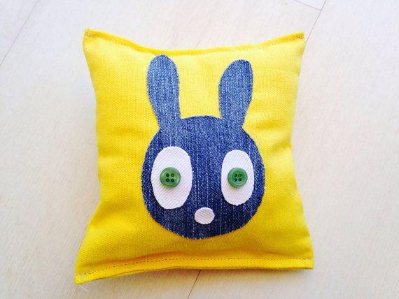 Rakkat Rabbit Mini Pillow