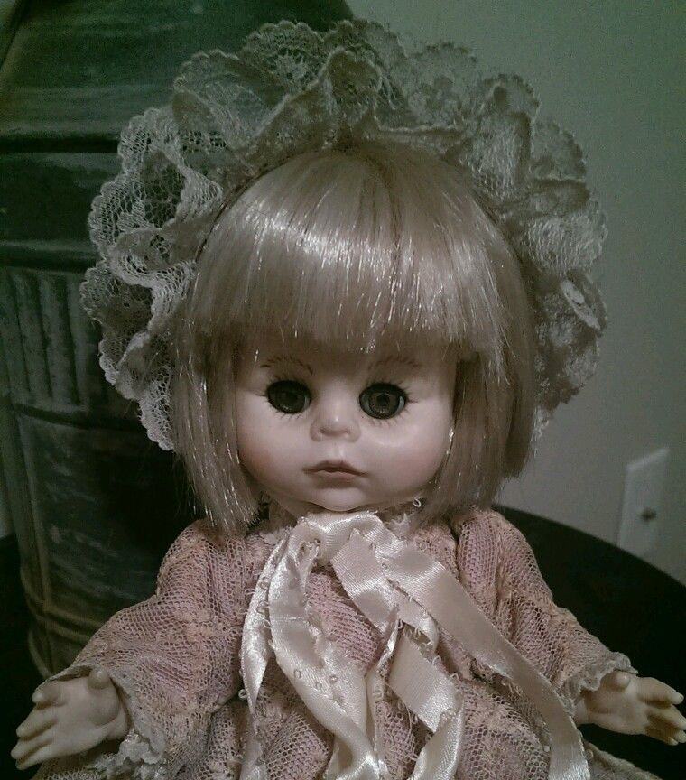 Vintage Doll - The Heirloom Collections of Louis Nichole XVII Porcelain Doll!