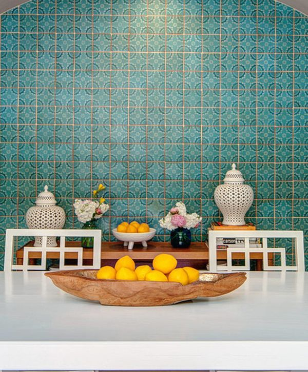 Moroccan Inspired Decor Moroccan, Moroccan kitchen and Kitchens