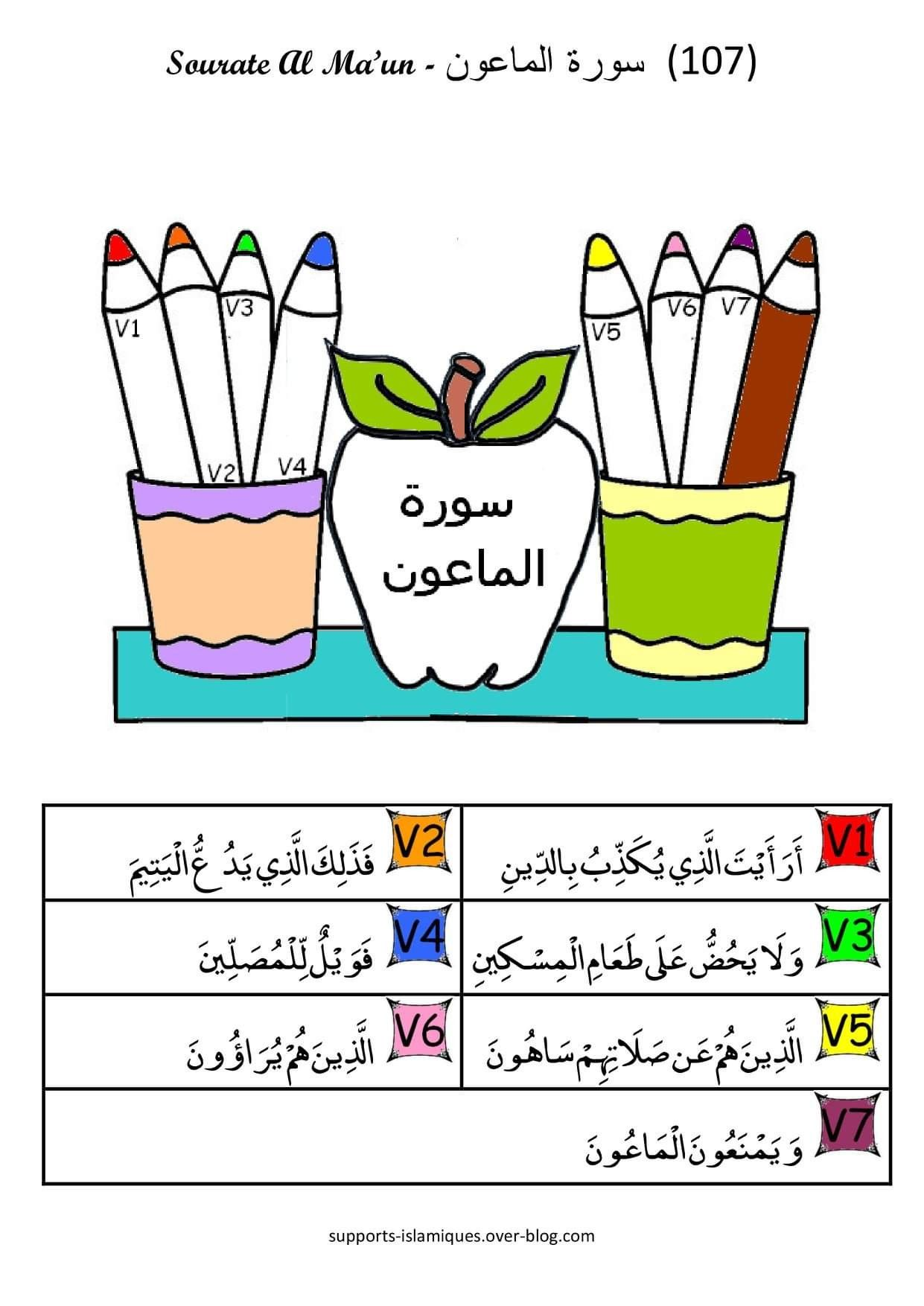Pin By Sana Jbr On قرآن للأطفال Islamic Kids Activities Arabic Kids Muslim Kids Activities