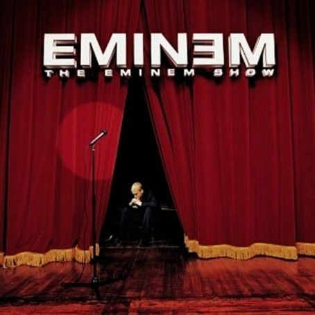 Eminem Slim Shady Curtain Call Rapper Music Vinyl Decal Wall Art Sticker Home UK