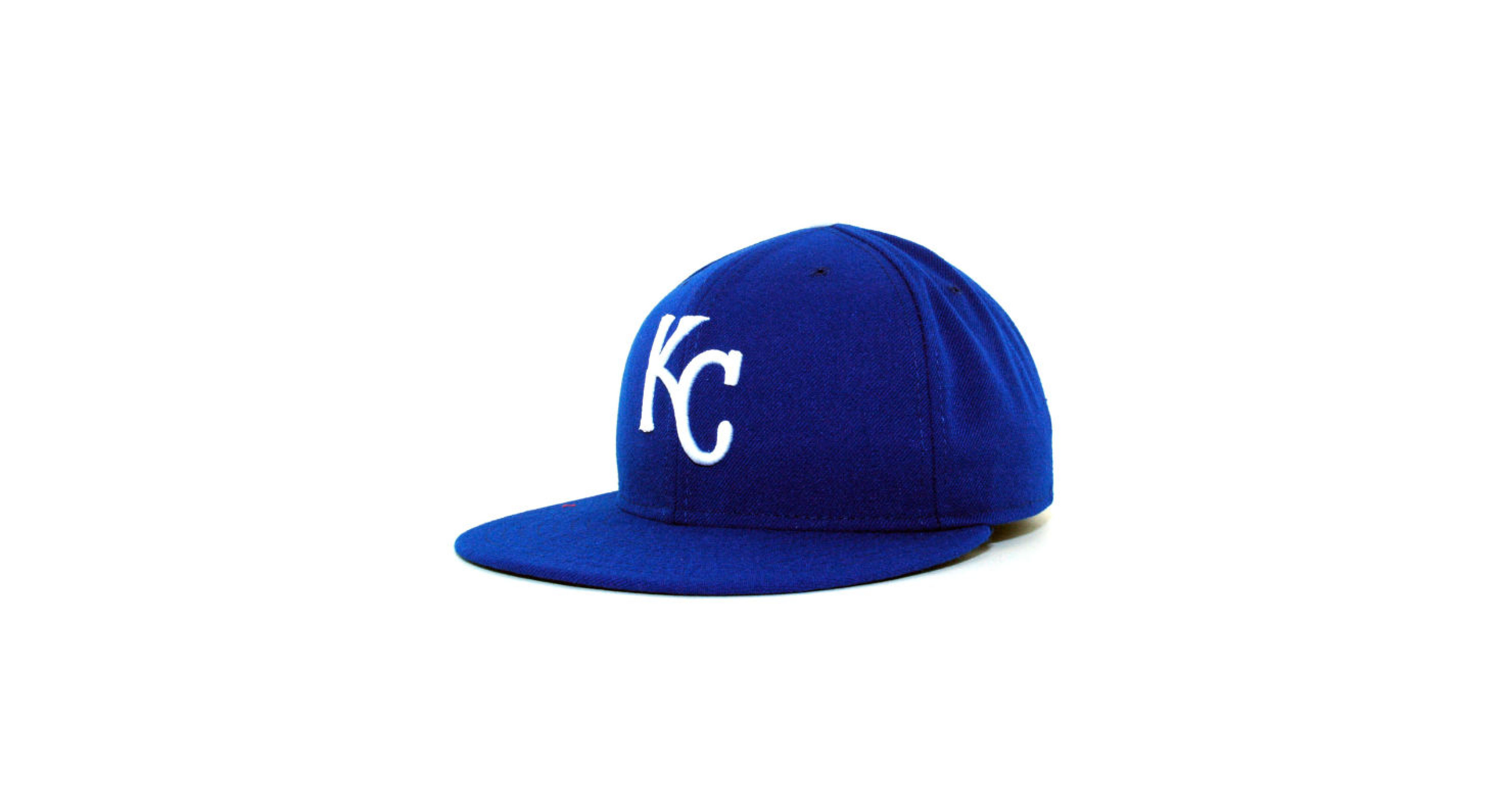 cef3a78b0fd New Era Kansas City Royals Mlb Authentic Collection 59FIFTY Cap ...