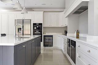 Modern Shaker Kitchen - Chelsea | Kitchens | Pinterest | Modern ...