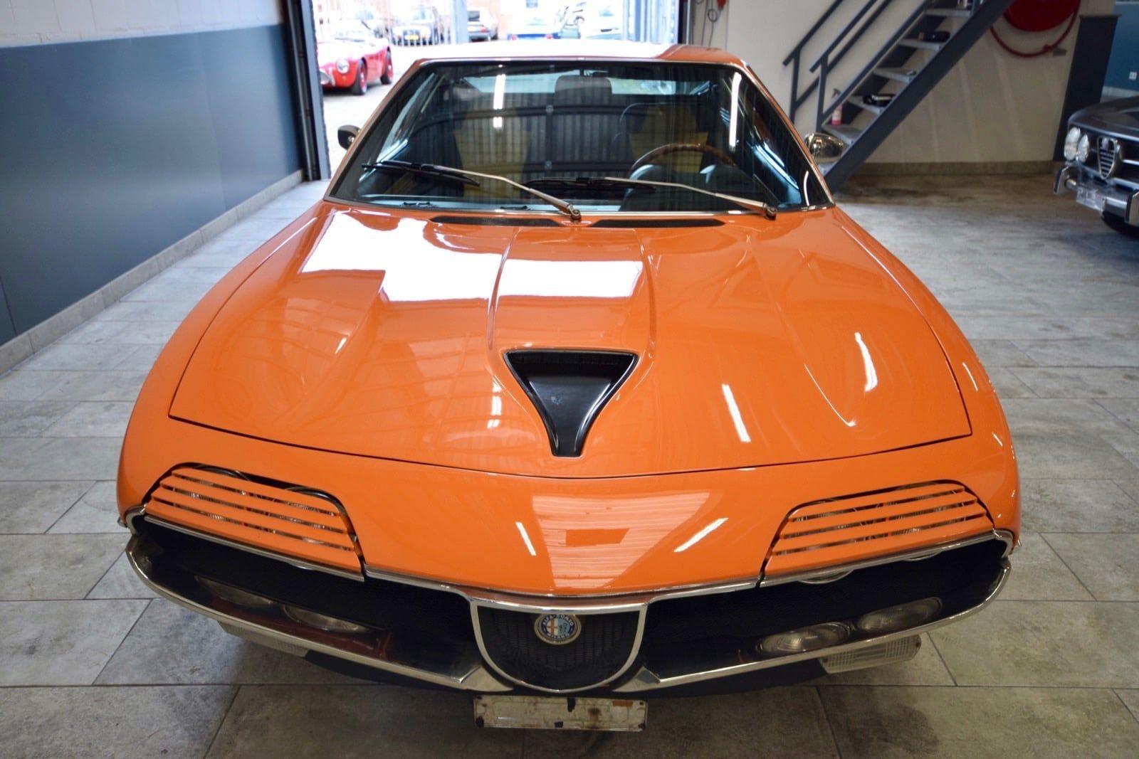 Alfa Romeo Montreal Coupé V8 1973 Classic Car Auctions