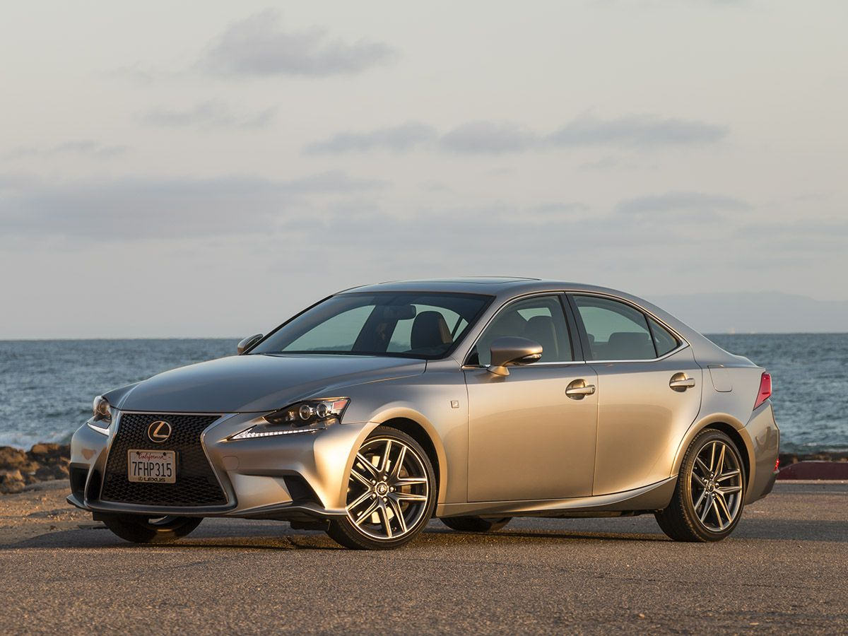 2015 Lexus IS 350 F Sport LongTerm Update HotWeather