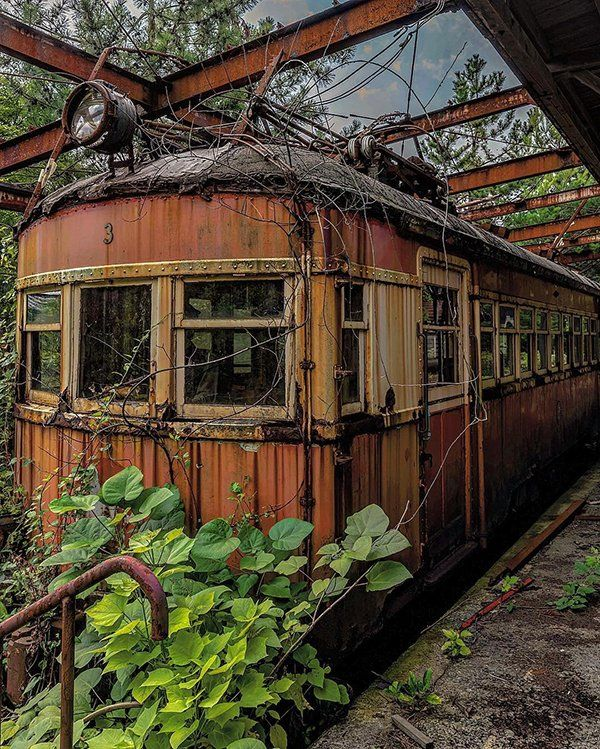 39 Creepy AF Abandoned Places Time Forgot (With Images