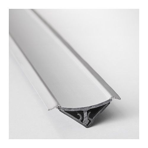 Fixa Afsluitlijst Wand Grijs Ikea Ikea Wanden Aluminiumfolie