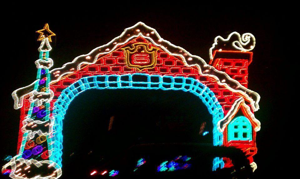 The Best Holiday Christmas Lights Displays Around Atlanta