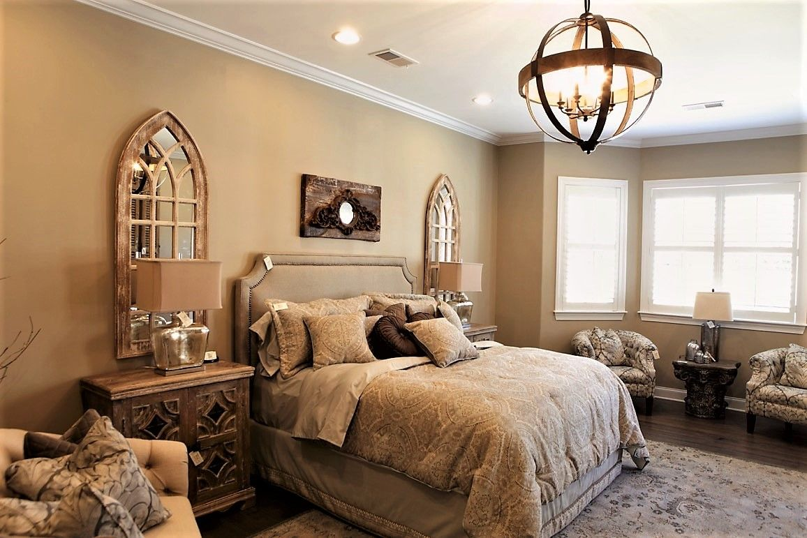 Master bedroom house  Master Bedroom  House Plans by Larry James Designs  The Stephens