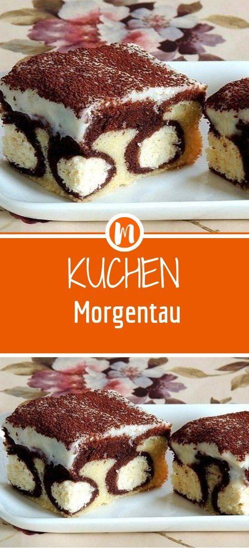 """Kuchen """"Morgentau"""" #leckerekuchen"""
