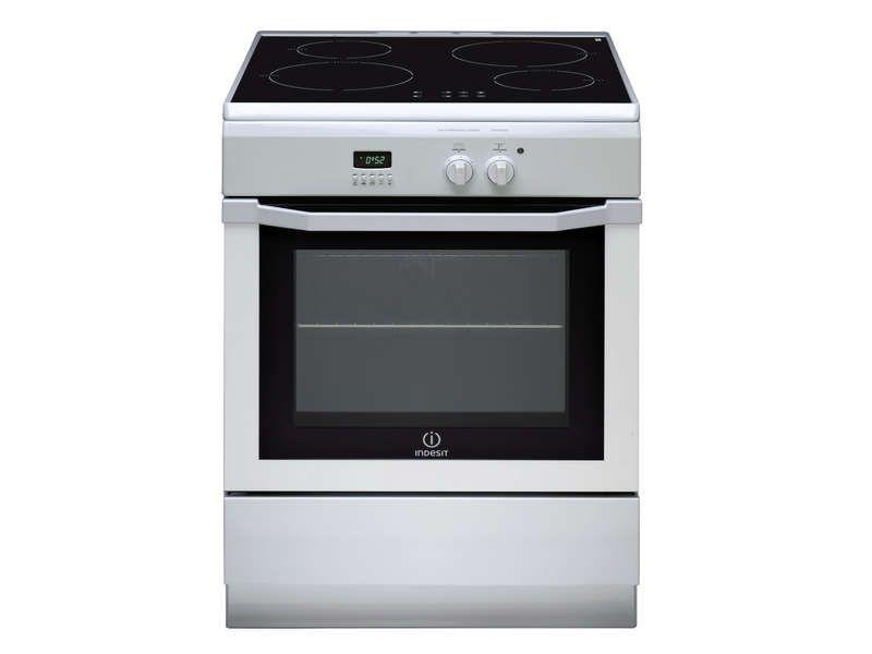 nouveau style b67ff 45b9b Cuisinière induction 60 cm INDESIT I64I6C6AW/FR | Conforama ...