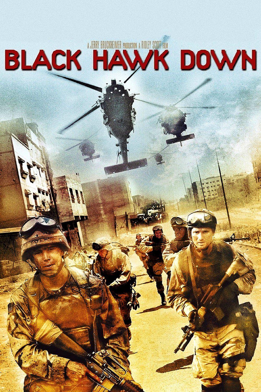 Black Hawk Down 2001 Black Hawk Down Black Hawk War Movies