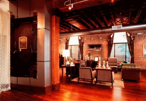 Downtown Houston Historic Lofts Loft Apartments With Hardwood Floors Warehouse District In
