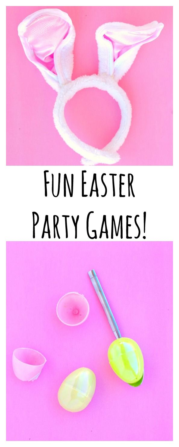 10 Fun Easter Party Games
