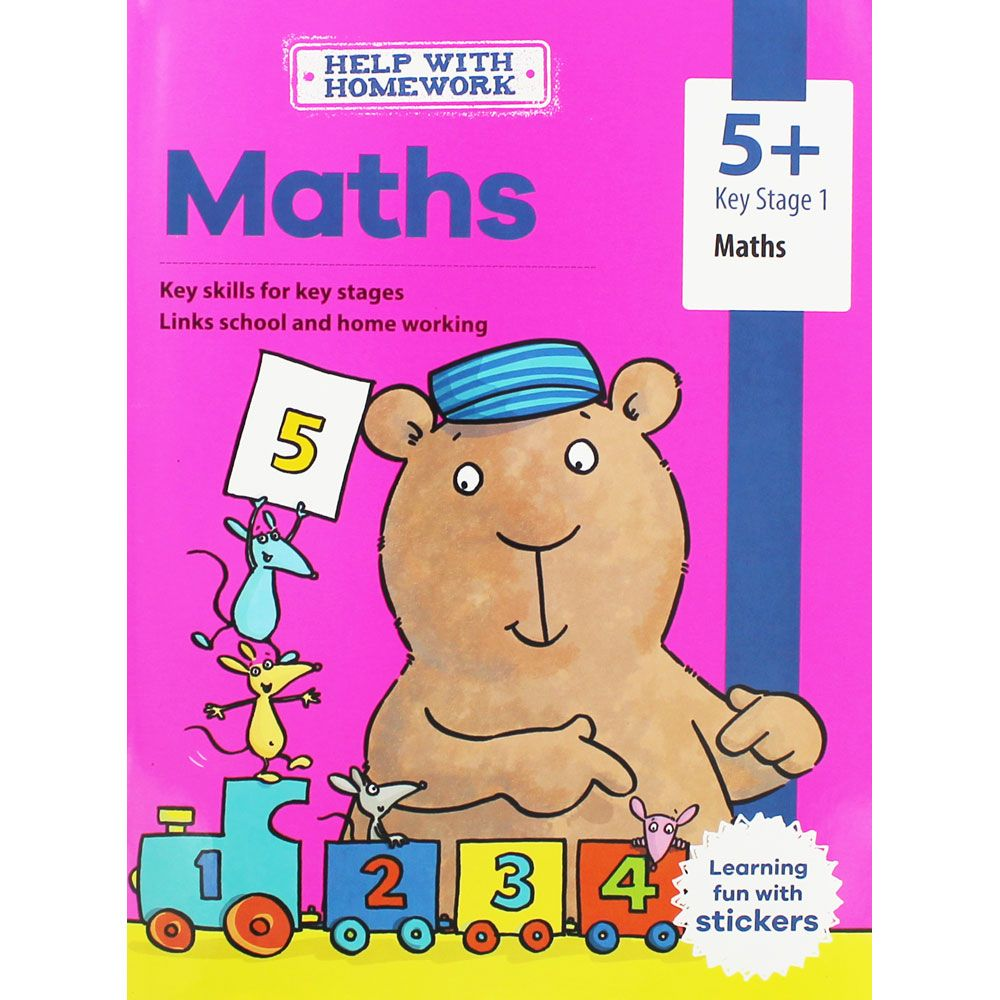 Maths Workbook - Key Stage 1   Children\'s Books - New In! at The ...