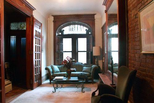 NYC Brownstone Interiors