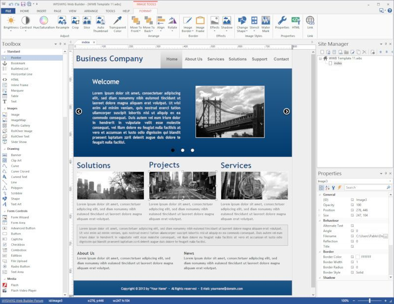 Download Wysiwyg Web Builder 1124 Exstensions Full Free From