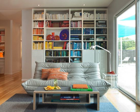 Extraordinary Ikea Bookshelves With Glass Doors Colorful Mid Century Modern Living Room Bookcases And The