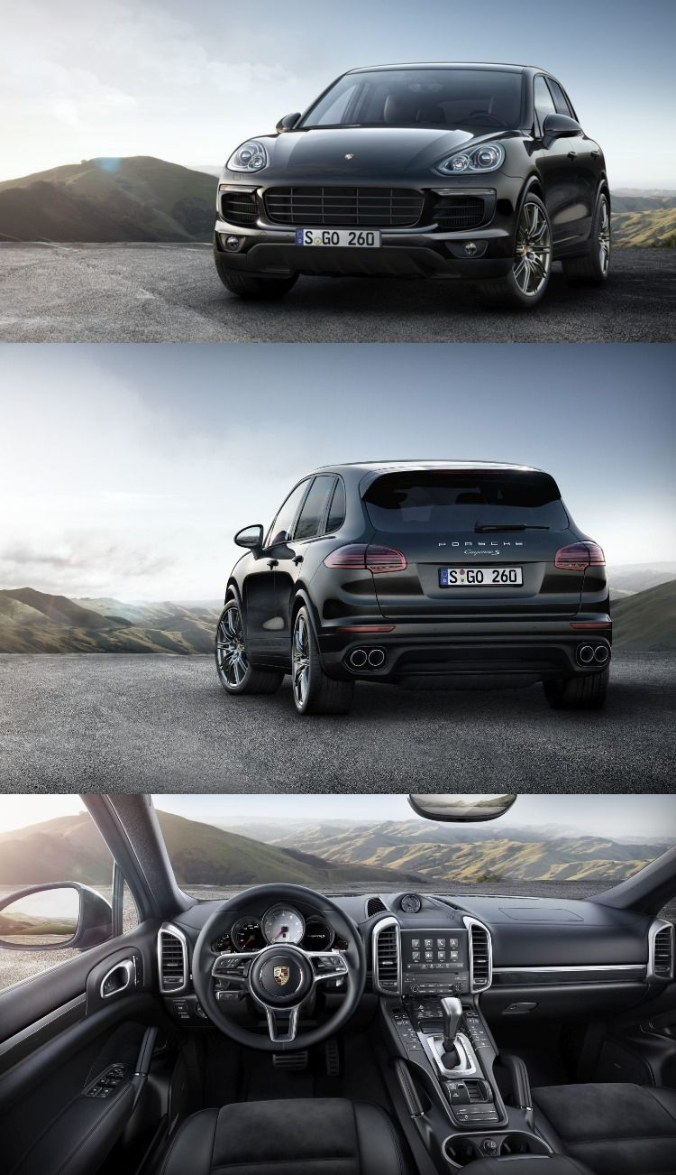 Porsche Cayenne S Platinum Edition Launched in India at